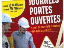 Journée Portes Ouvertes BTP-CFA