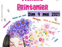 Marché Printanier dimanche 09 mai 2021