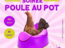Soirée Poule au Pot : samedi 22 février 2020